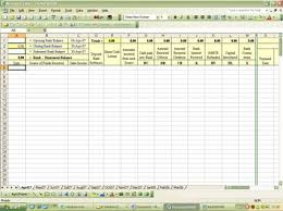 Accounting Spreadsheets For Small Business by Self Employed Accounting Spreadsheets Format For Bank Accounts