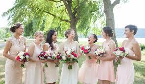wedding attire weddingwire