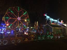 Christmas Lights Ditto An American In Kelowna U2013 First Canadian Christmas Featured