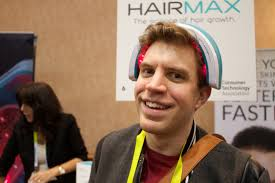 Laser Hair Growth Hat The Laser Hair Growth Devices At Ces Skate By On Shaky Science And