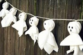 Halloween Party Decorations Homemade - halloween ghost decorations halloween spider decoration easy