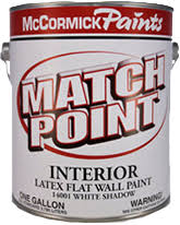 match point latex paint leed certified paint interior paint in