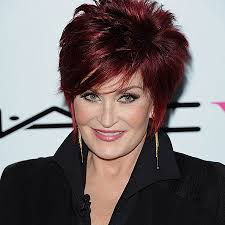 kelly osbourne hair color formula sharon osbourne turning her breast implants into paperweights for
