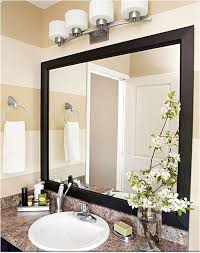 Frameless Mirror Bathroom by 201 Best Bathroom Mirrors Images On Pinterest Bathroom Ideas