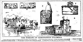 christopher columbus yesteryear once more