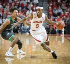 nebraska men u0027s basketball builds big first half leads bounces