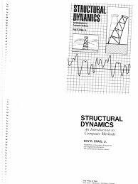structural dynamics craig
