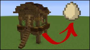 how to make a functional minecraft chicken coop minecraft