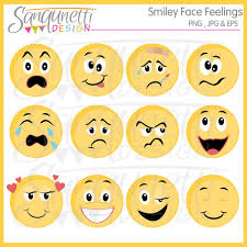 sanqunetti design smiley clipart