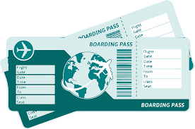 travel tickets images Pass abordad travel free vector graphic on pixabay png