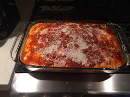 lasagna two ways u2013 turkey sausage or spinach filling or use both