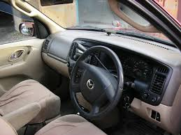 2001 Mazda Tribute Wallpapers 2 0l Gasoline Automatic For Sale