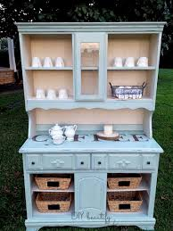 outdated hutch to coffee bar giveaway bar and coffee