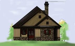 Small Cottage Plan Small Walkout Basement House Plans Lighting Small House Ideas