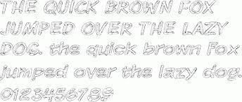 komika sketch free font download
