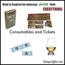 what to register for wedding gifts weddings what to register for if you everything unique gifter