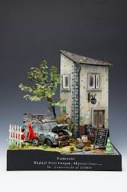 71 best diorama images on pinterest dioramas scale model and