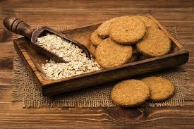 cuisiner flocon d avoine recette sables aux flocons d avoine