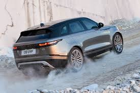 White Range Rover With Red Interior New Range Rover Velar Revealed In Pictures By Car Magazine