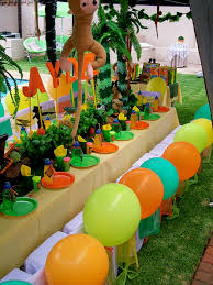 jungle theme decorations jungle theme party decorations decorating of party