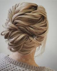 updos for hair wedding 25 trending bridesmaid updo hairstyles ideas on