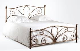 fer forgé chambre coucher lit fer forgé miranda lit fer forgé et métal chambre adulte