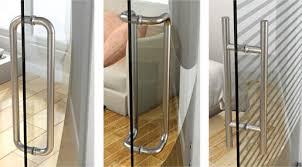 metal glass doors stainless steel glass door handles s3i group