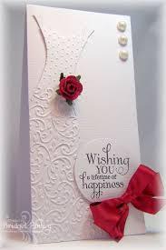 weddings cards 229 best wedding card creations cuttlebug images on