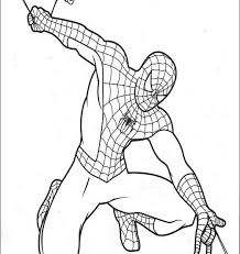 lovely spiderman coloring sheet 62 coloring