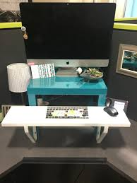 diy standing desk ikea hack 40 designsellout