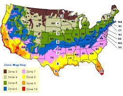 Gardening Zones Usa Map - tea zone categories of usa navsarjan visa services pvt ltd