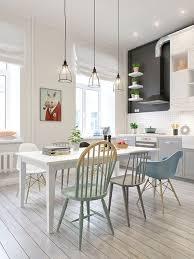 chaises cuisines chaises dépareillées 59 idées pour les assortir astuces en