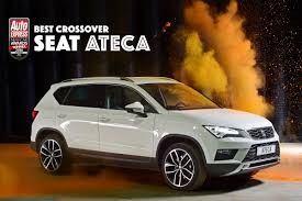 seat ateca crossover of the year 2016 seat ateca auto express