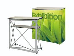 Portable Reception Desk 60 Best Trade Show Counters Images On Pinterest Trade Show