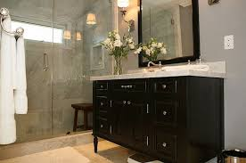 Black Bathroom Vanity With Sink by Black Vanity Mirror Design Ideas