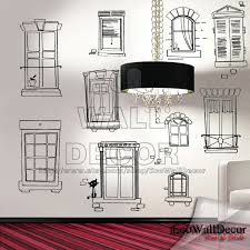 peel and stick removable vinyl wall sticker mural decal art