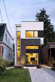 narrow lot houses house plan for small lot easy to build plans pocket modern