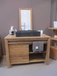 meuble cuisine teck meuble vasque en teck excellent meubles salle de bain teck beau