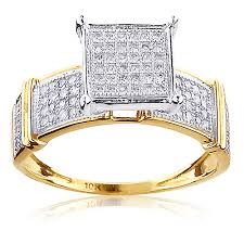 cheap gold wedding rings rings for cheap 10k gold engagement ring 0 45ct