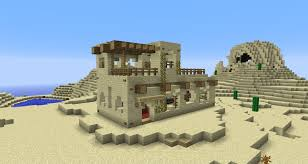 How To Make Decorations In Minecraft Building With Grian Minecraft Desert House Youtube