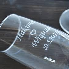 hochzeitsgeschenk brã utigam an braut personalisierte toasten brille set 2 braut und bräutigam