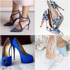 wedding shoes blue 21 dazzling blue wedding shoes crazyforus