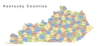 kentucky house map ky house districts by county
