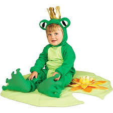 lil u0027 frog prince infant halloween costume one size walmart com