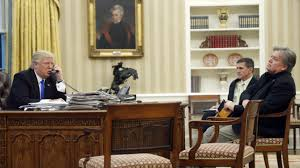Oval Office Clock by Trump Disparages U0027dumb U0027 Deal With Australia On Refugees Ncpr News
