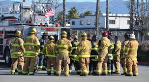 North Bay Fire Department Chief by Monterey County Fire Training Officers Association Training