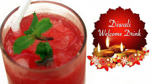 cocktail recipes book diwali special welcome drink diwali recipes indian welcome drink