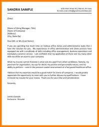 6 post office cover letter affidavit letter