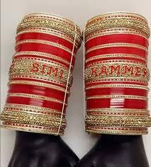 wedding chura online indian bridal chura at rs 3699 set bridal chura id 9129480912