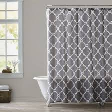Curtains Bathroom Shower Curtains You Ll Wayfair